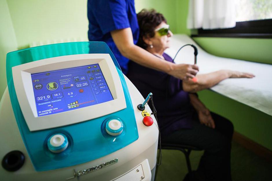 Laserterapia Antalgica